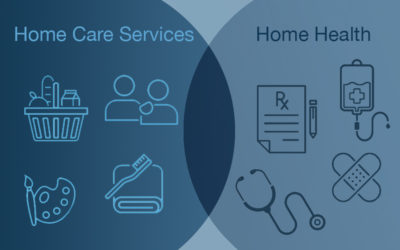 Home Care Services and Home Health: What's the Difference?