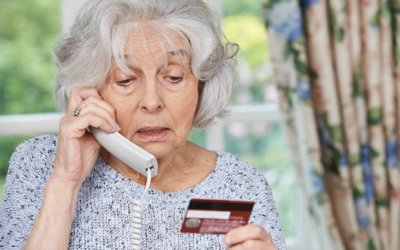 How to Avoid Scams Aimed at the Elderly