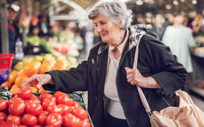 Helping Seniors Eat a Healthy Diet