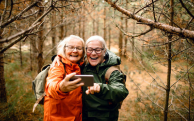 The Great Outdoors is Great For Seniors
