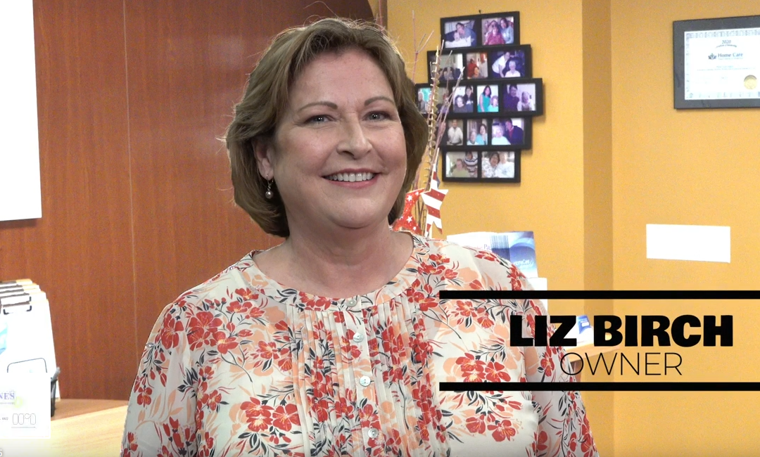 Meet our owner, Liz.