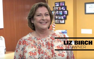 Meet our owner, Liz.