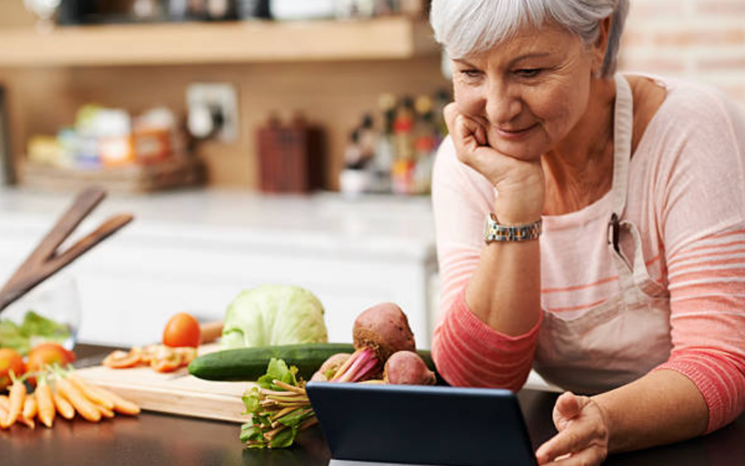 Healthy Eating, Healthy Aging