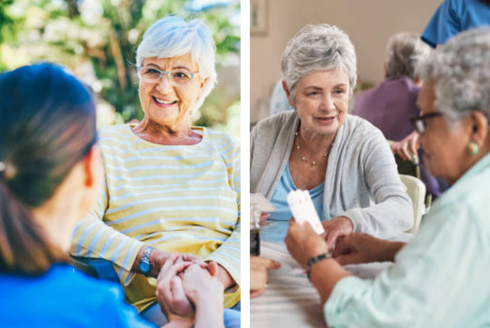 Home Care or Assisted Living: What's best for your loved one?
