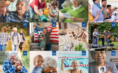 12 Ways to Engage the Aging